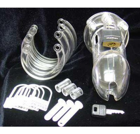 CB-6000S Male Chastity Device
