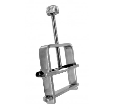 Stainless Steel Nipple Vise