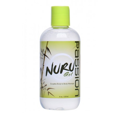 Nuru Couples Body to Body Massage Gel- 8 oz