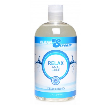 Relax Desensitizing Anal Glide 17 oz