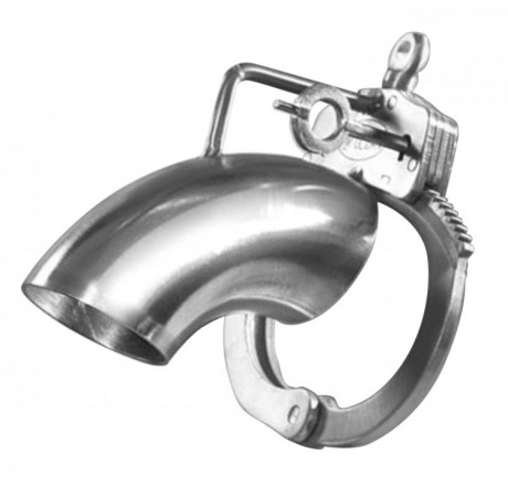 The CockCuff Chastity Device