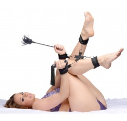 Hog Tie Bondage Kit with Sensation Toys