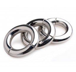 Magnetize Stainless Steel Magnetic Super Stretcher 3 Pack
