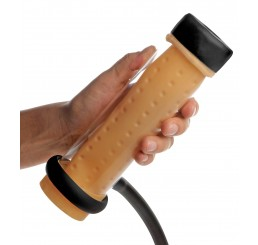 Milker Cylinder with Textured Sleeve