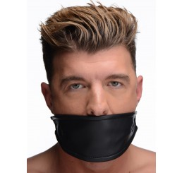 Leather Covered Ball Gag