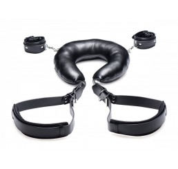 Padded Thigh Sling with Wrist Cuffs