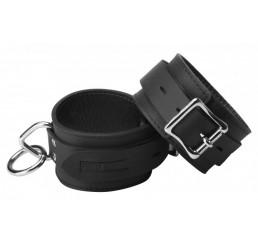 Strict Leather Standard Locking Ankle Cuffs