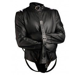 Strict Leather Premium Straightjacket- X-Large