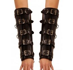 Strict Leather Premium Locking Arm Splints
